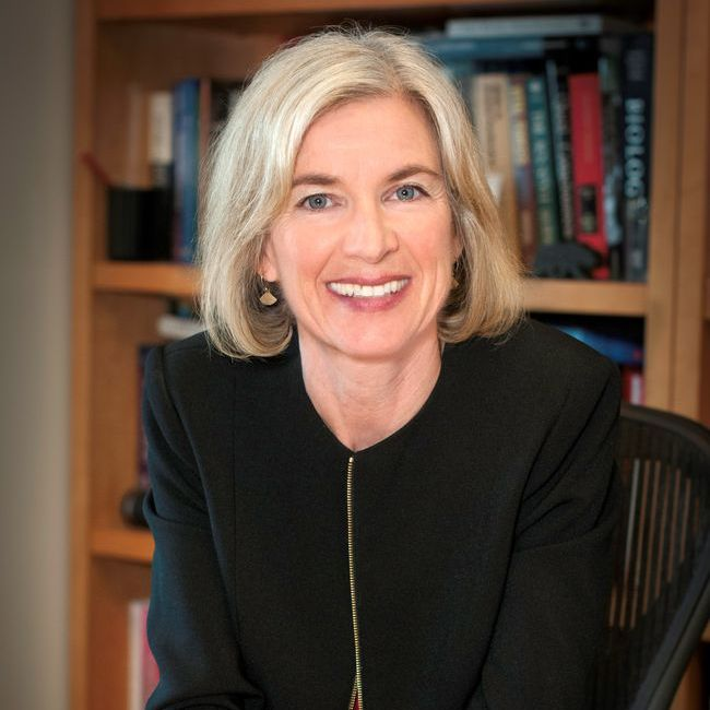 Ep. 95: Real Impact, with Jennifer Doudna
