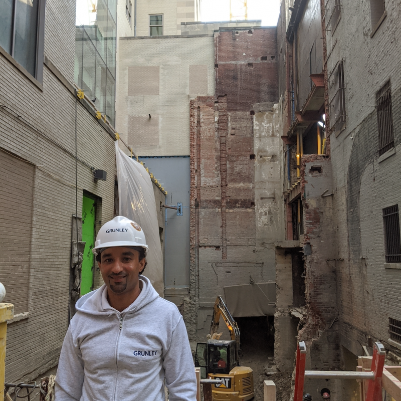 Building the Dream: Meet Lino Andrade