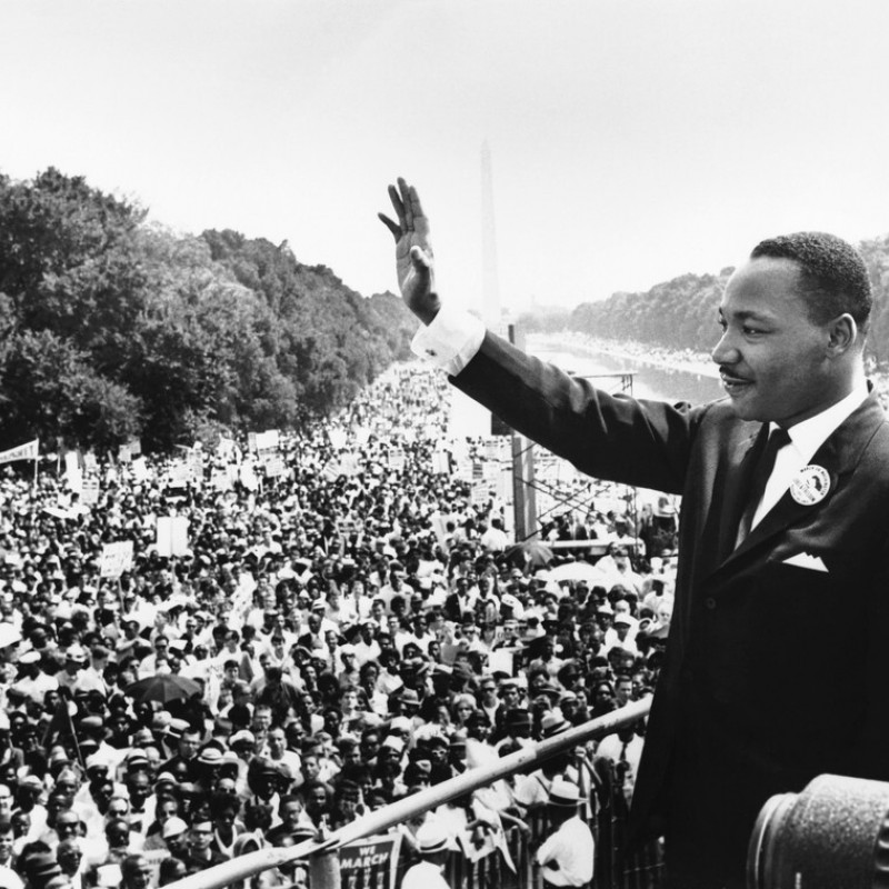 Martin Luther King Jr.'s American Dream